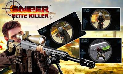 Sniper: Elite Killer Apk v1.6 Mod (Unlimited Ammo/Cash & No Reload)