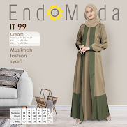 KOLEKSI TERBARU DRESS ENDOMODA IT 99