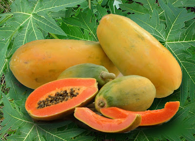 Papaya Fruit Nutrition Facts