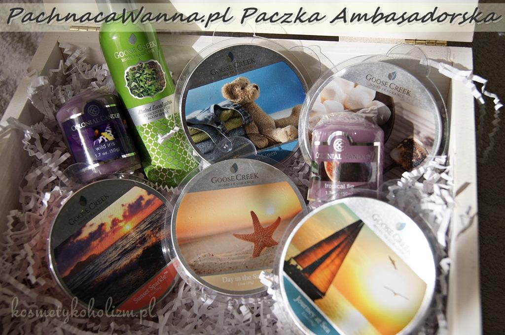 PachnacaWanna.pl | Trzecia Paczka Ambasadorska | Świecowa Niedziela