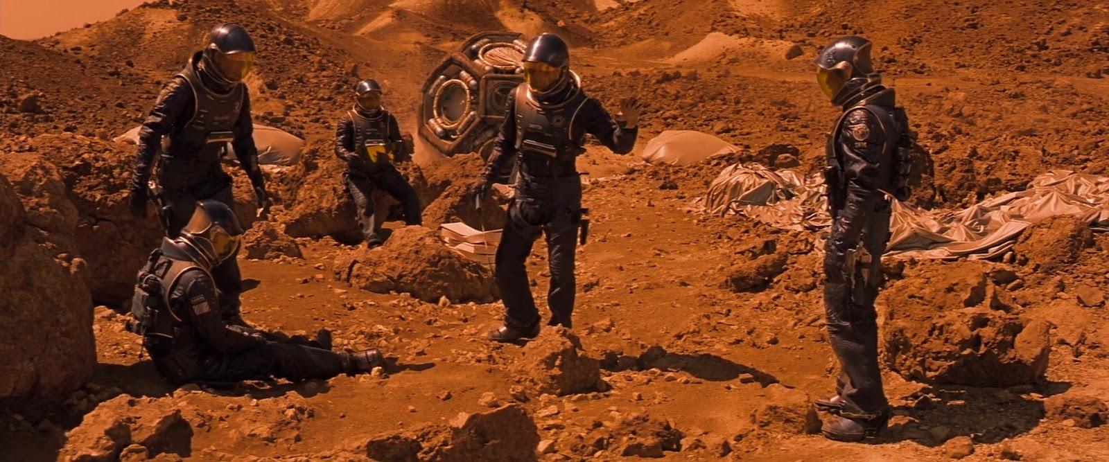 Image Gallery lost astronaut on mars