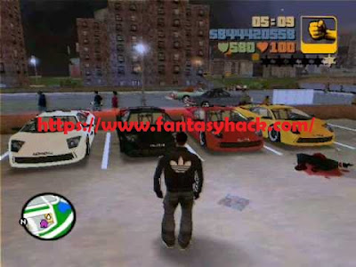 Download Free Grand Theft Auto III Game Hack Unlimited health, Cash, Ammo 100% working and Tested for  IOS, Android, PC, PS4 And XBOX