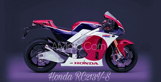 Gambar Motor Honda RC213V-S