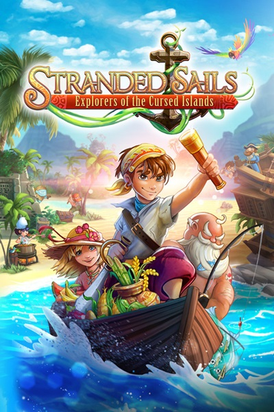 โหลดเกมส์ Stranded Sails - Explorers of the Cursed Islands