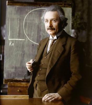 Top Ten Famous Albert Einstein Quotes