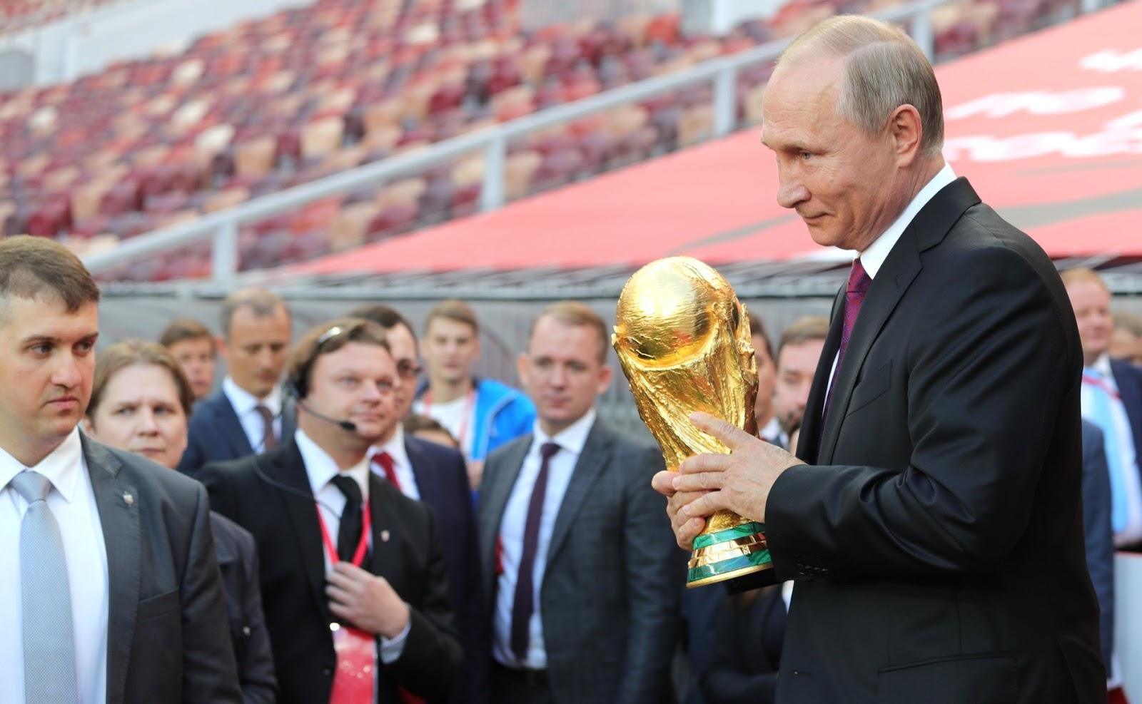 Hak Siar: Terbaru Daftar Channel Televisi Yang Menyiarkan Piala Dunia 2018