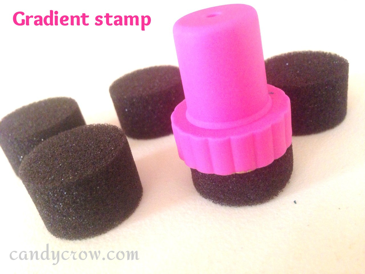 Born Pretty Gradient Stamp Review