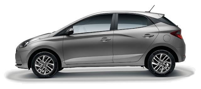 Novo Hyundai HB20 2021