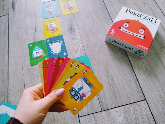 Kto gra w karty ten ma łeb obdarty - Paszczaki