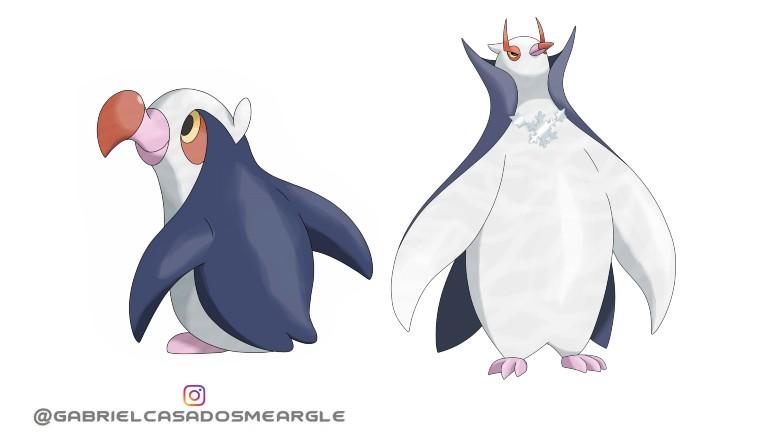 Pokémon pinguim
