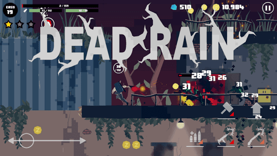 Deadly Rain: New Zombie Virus