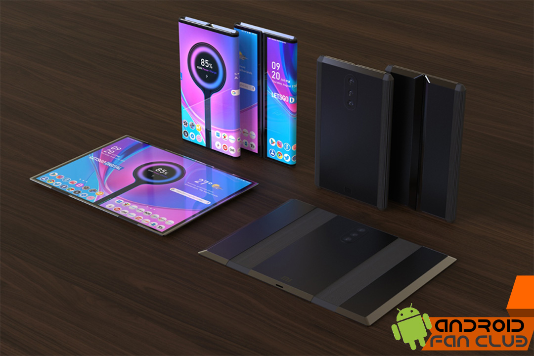 The Design of Xiaomi First Foldable Smartphone Could Be This