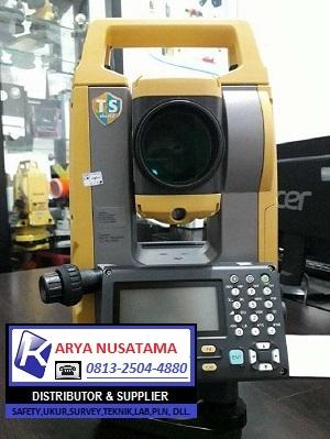 """Jual Topcon GM55 Total Station Reflectorless 5"""" 5 Detik  di Pasuruan"""