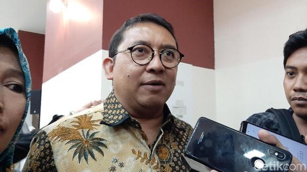 4 Sorotan Tajam Fadli Zon di Setahun Jokowi-Ma'ruf