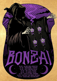 Bonzai Greek tour [Oct.'19]