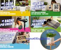 Logo Concorso ACE Casa Green : vinci Plaid, asciugacapelli, cornici e non solo
