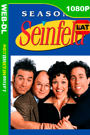 Seinfeld (Serie de TV) Temporada 1 (1989) Latino HD WEB-DL 1080P - 1989