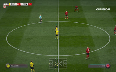 FIFA 16 Graphic Pack Germany Bundesliga Season 2018/2019