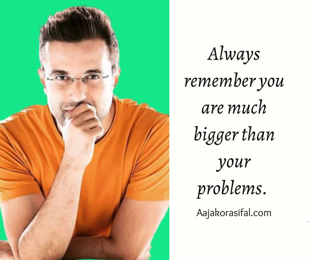 Sandeep Maheshwari life changing Quotes