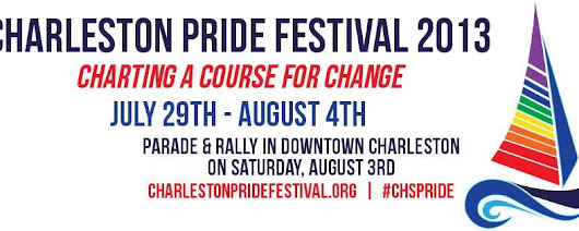 Pride week Charleston Style: Charting a Course for Change