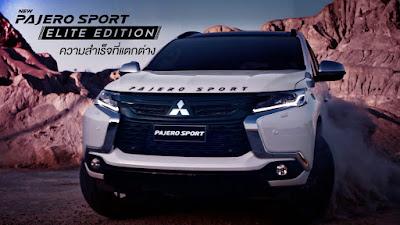 Mitsubishi Pajero Sport Elite