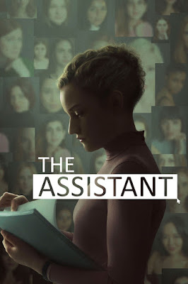 The Assistant 2019 DVD R1 NTSC Latino