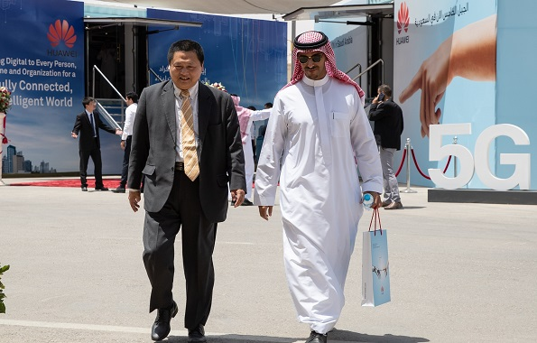 Huawei 5G & ICT Roadshow Saudi Arabia