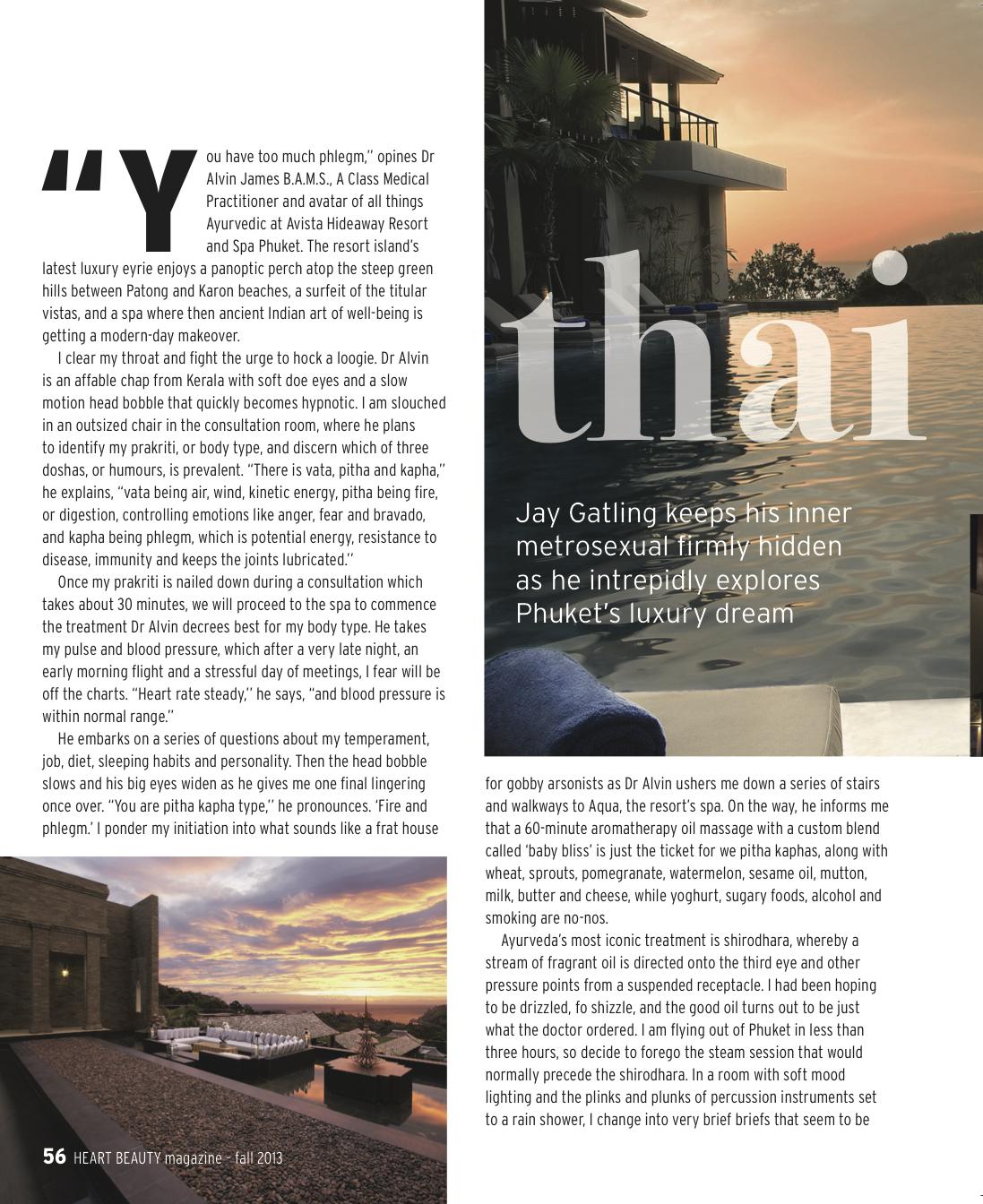 Avista Phuket Resort Spa Kata Beach