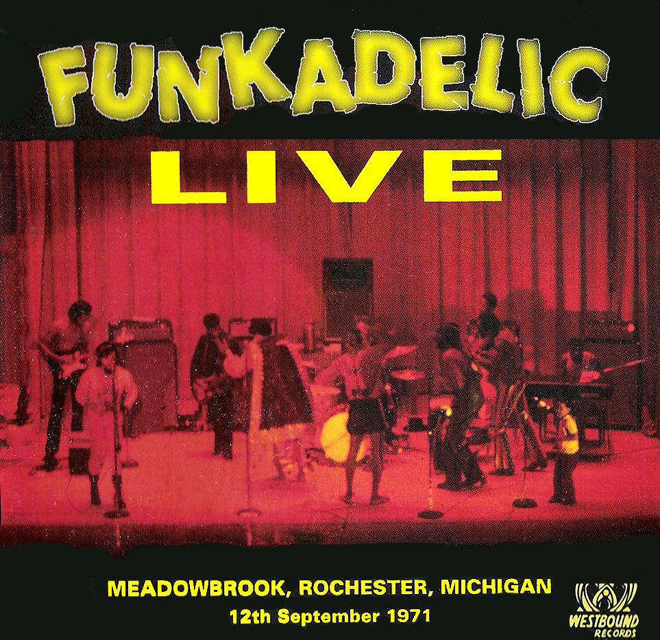 Darius don 39 t you get the feelin funkadelic live at for The meadowbrook