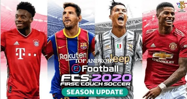 FTS Mod PES 2020 Apk Obb Data Download