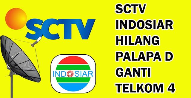Indosiar Sctv Hilang Palapa D Hari Ini 05 Juni 2020