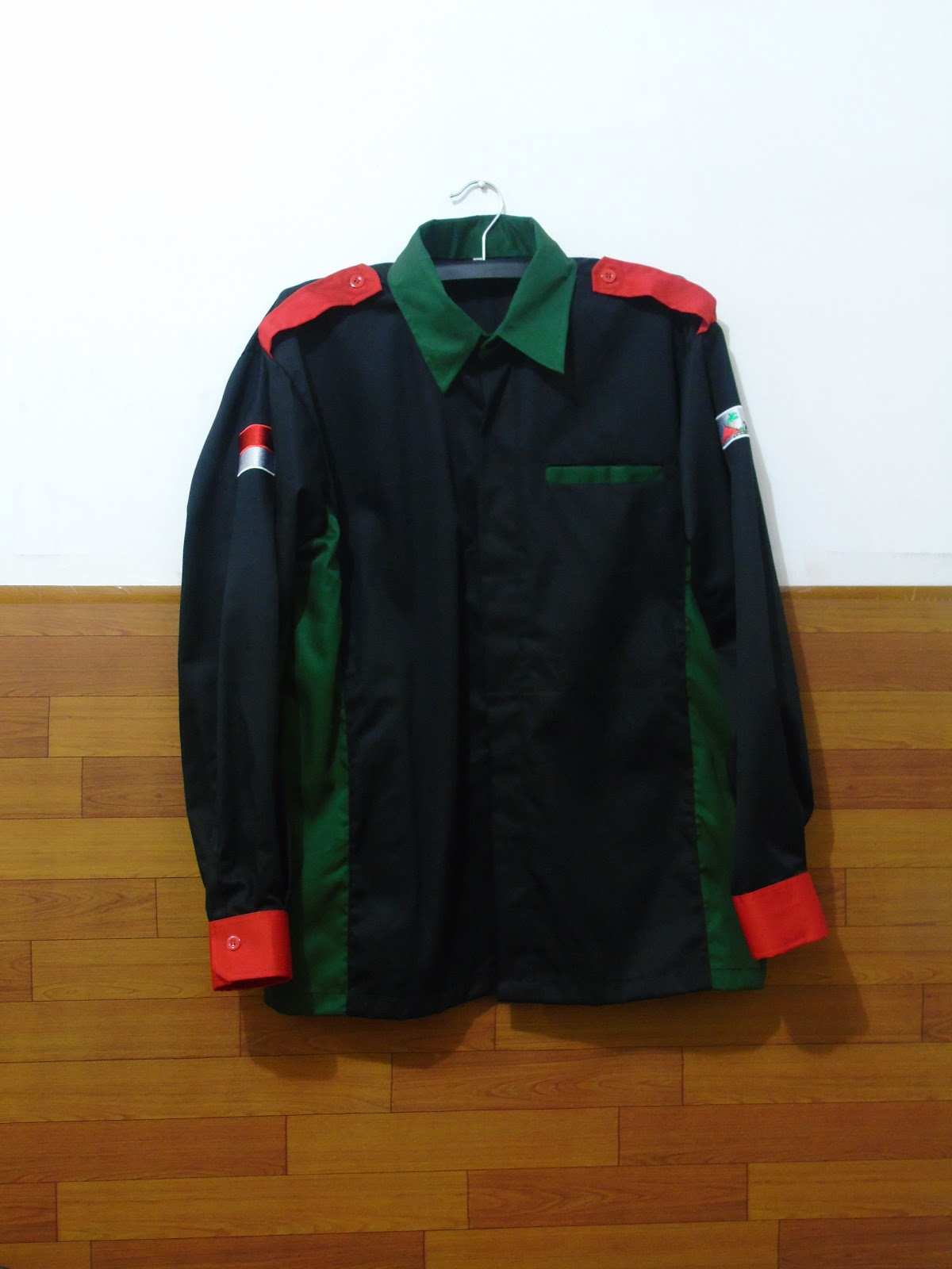 Garment Kemeja Bahan Katun Klakah Rejo Surabaya