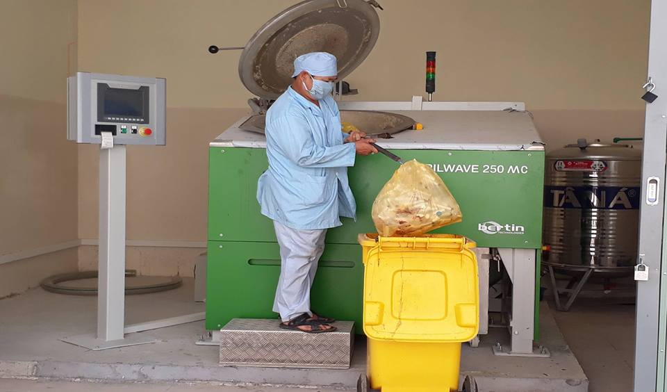 Tiêu chuẩn rác thải y tế - quy chế quản lý chất thải y tế mới nhất
