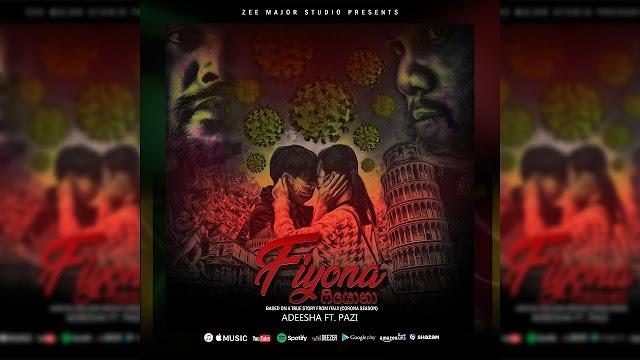 Fiyona | ෆියෝනා | Adeesha Beats ft. Pazi