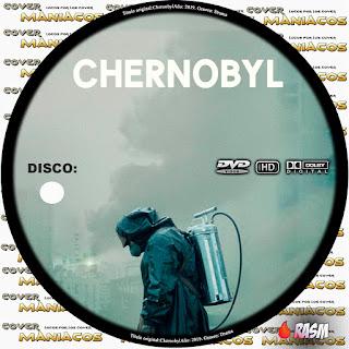 GALLETA CHERNOBYL - 2019 [COVER DVD]
