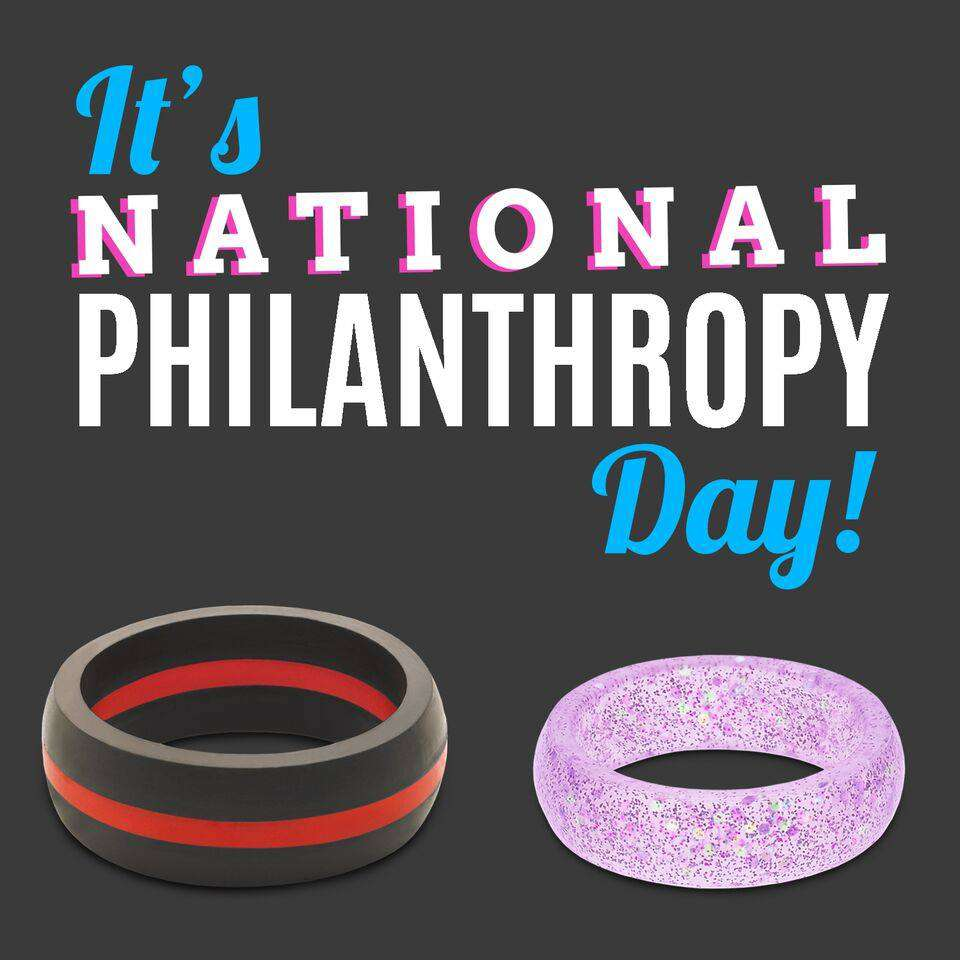 National Philanthropy Day Wishes For Facebook