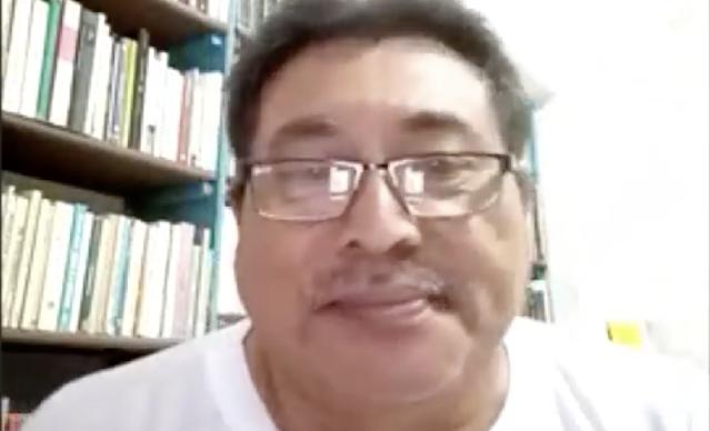 El escritor yucateco Pedro Uc recibe el Premio de Creación de Poesía Nativa de Arica Barroca