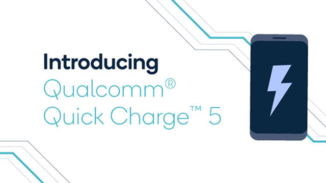 Quick Charge 5 Qualcomm