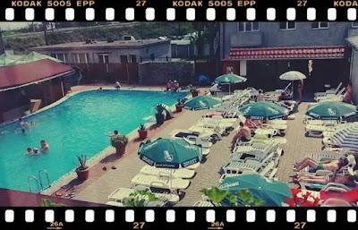 pensiunea konak cazare ghioroc arad piscina