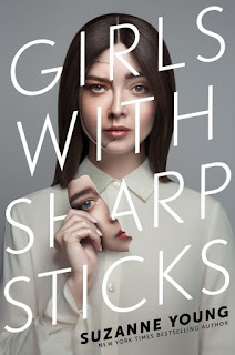 Girls with Sharp Sticks by Suzanne Young cover