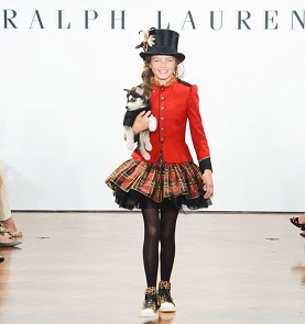 71eea58af9a Ralph Lauren Kids Fall 2012 Fashion Show - Baby Shopaholic
