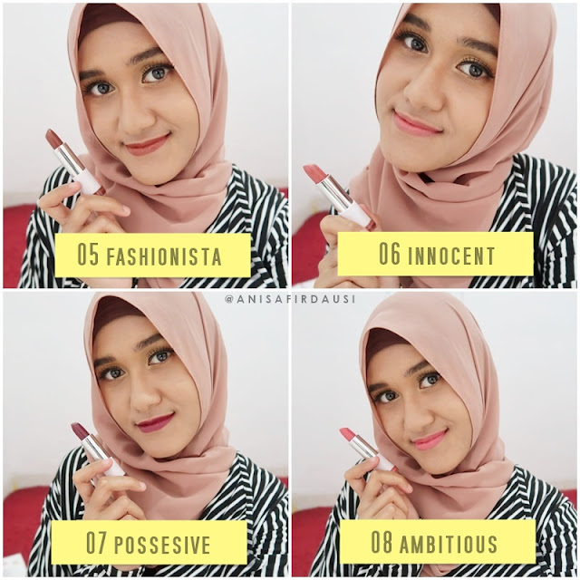 review fanbo ultra satin lipstick indonesia