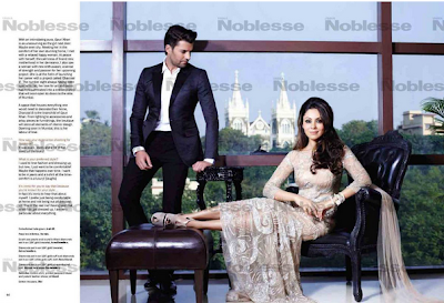 Gauri Khan on the Cover of Noblesse India