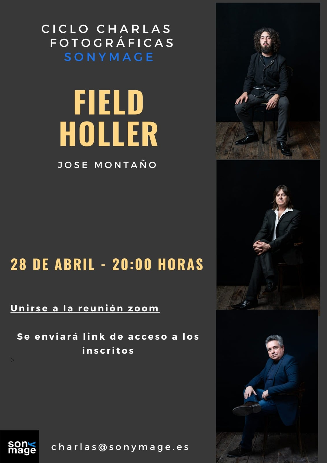 Field Holler - José Montaño