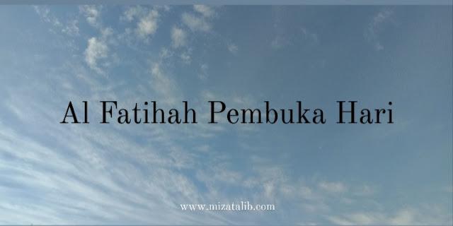 Al Fatihah Pembuka Hari  al fatihah sebelum tidur keajaiban surah al fatihah kelebihan surah al fatihah khasiat al fatihah 100 kali pengajaran #yaminika