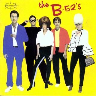 "THE B-52s portada disco ""The B-52s"" - 1979"
