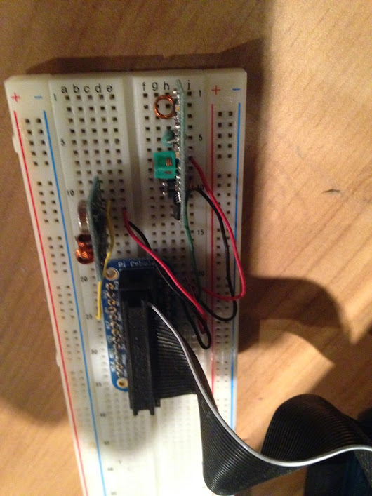 Control anything electrical with the Raspberry Pi using 433 MHz RF