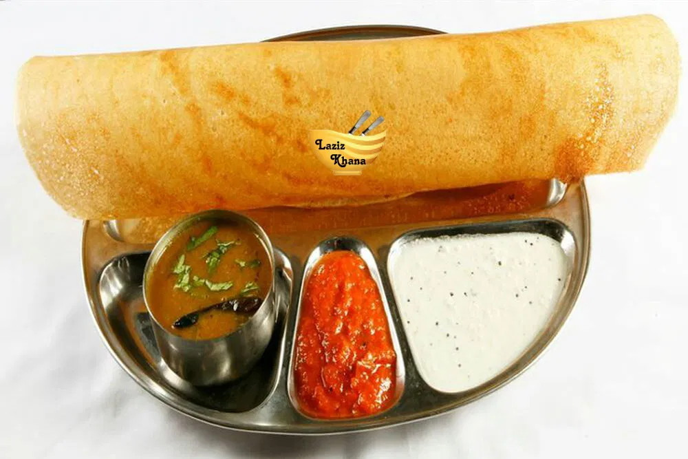 Plain Dosa Recipe in Hindi