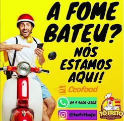 TÔ FRITO João Câmara/RN