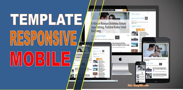template blog terbaik